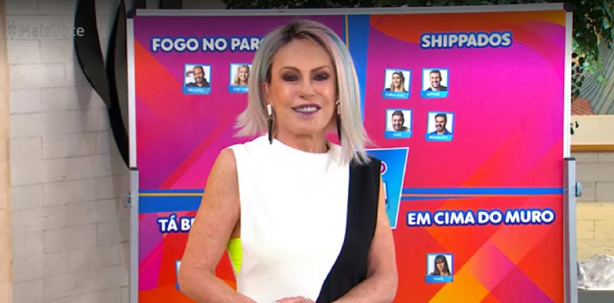 Ao criticar Lumena, Ana Maria Braga insinua 'racismo reverso' no BBB 21