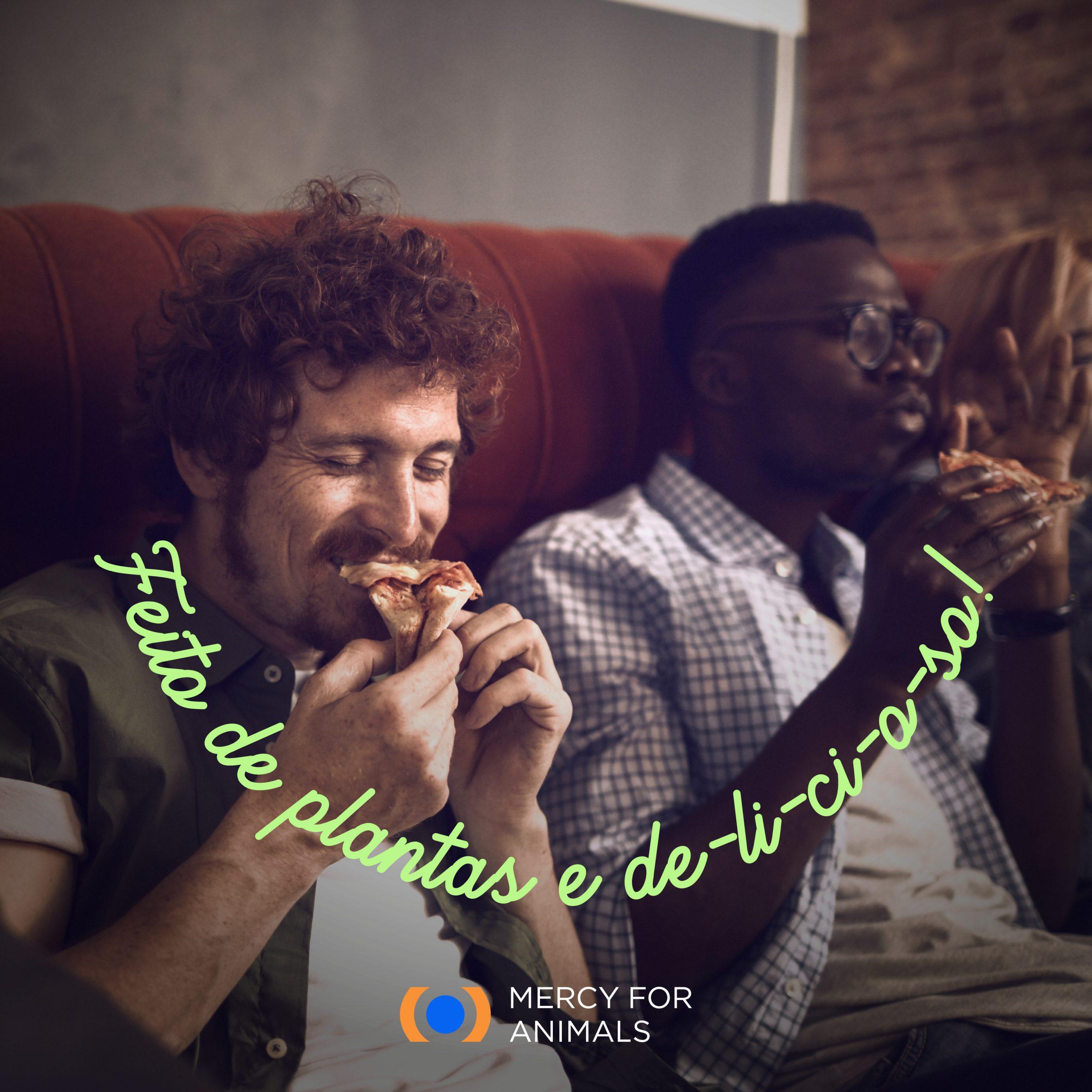 Pesquisa feita pelo The Good Food Institute em 2020 indicou que 50% dos brasileiros alegam estar reduzindo o consumo de carne