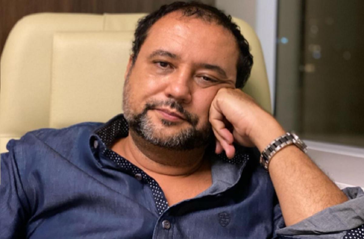 Diagnosticado com Covid-19, Geraldo Luís é internado com infecção no pulmão