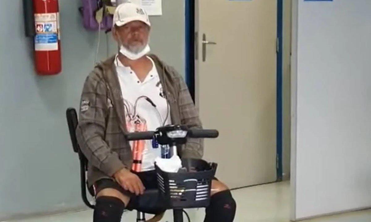 Homem ameaça explodir agência do INSS em São Caetano do Sul (SP)