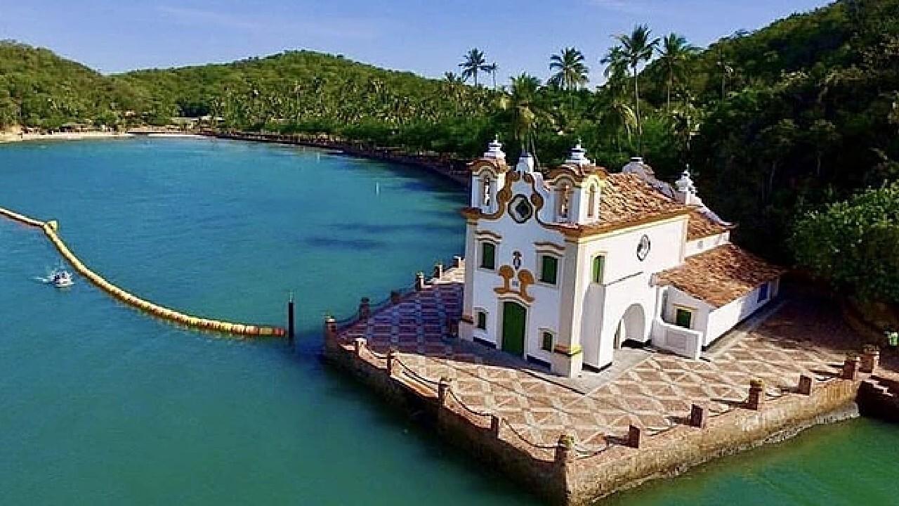 Ilha dos Frades,
