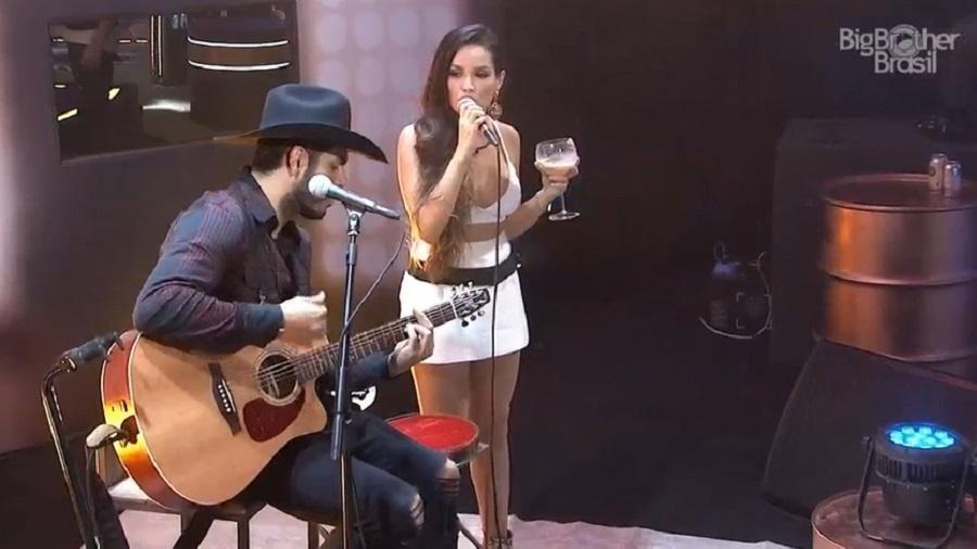 juliette cantando