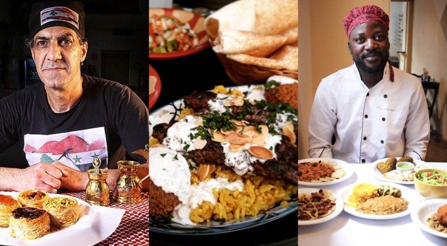 restaurantes refugiados delivery sp