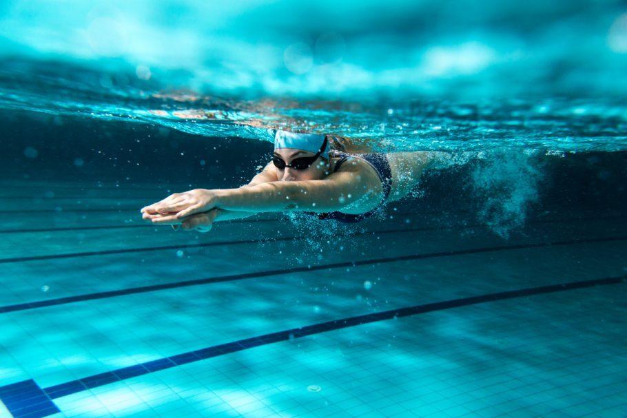água de piscina