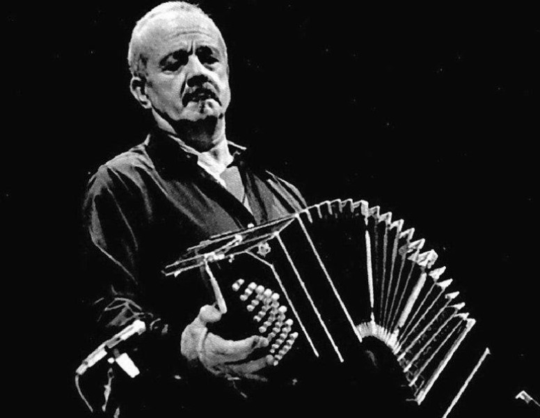 Astor Piazzolla - Dia Mundial do Acordeom