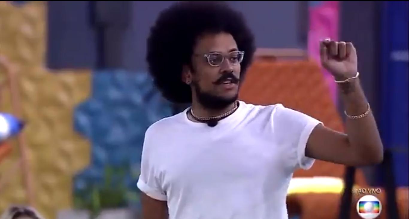 BBB 21: João Luiz expõe situação com Rodolffo no jogo da discórdia