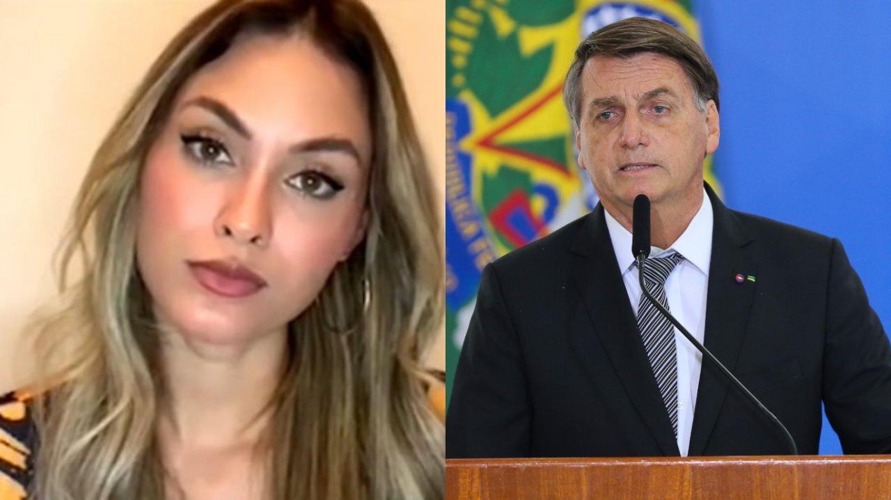 Sarah afirma que não votou em Bolsonaro: 'Não estava no país'