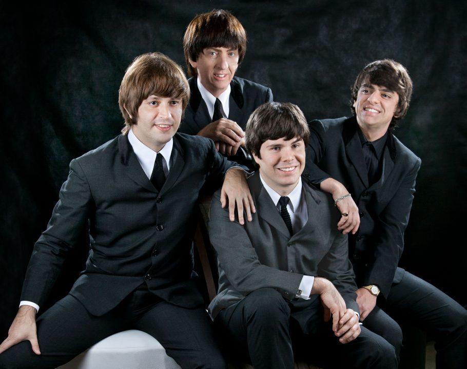 Beatles como você nunca viu