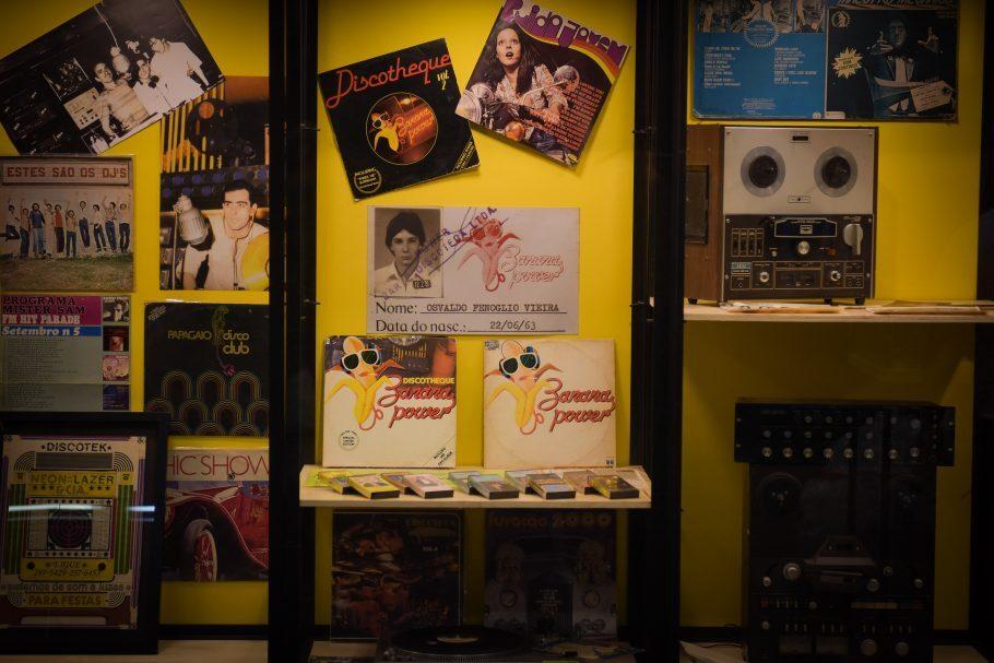 Galeria do DJ 60 anos de Discotecagem em São Paulo