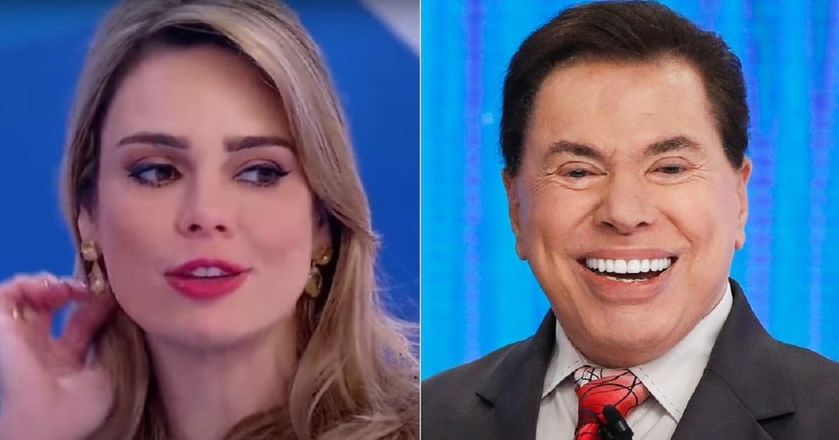 Rachel Sheherazade acusa Silvio Santos de assédio e censura, diz site