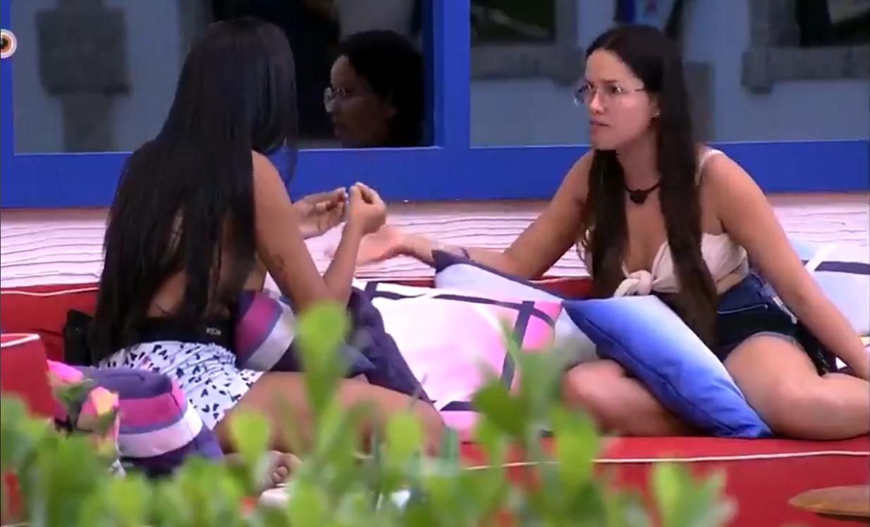 Vídeo: Juliette e Pocah brigam de novo no BBB 21