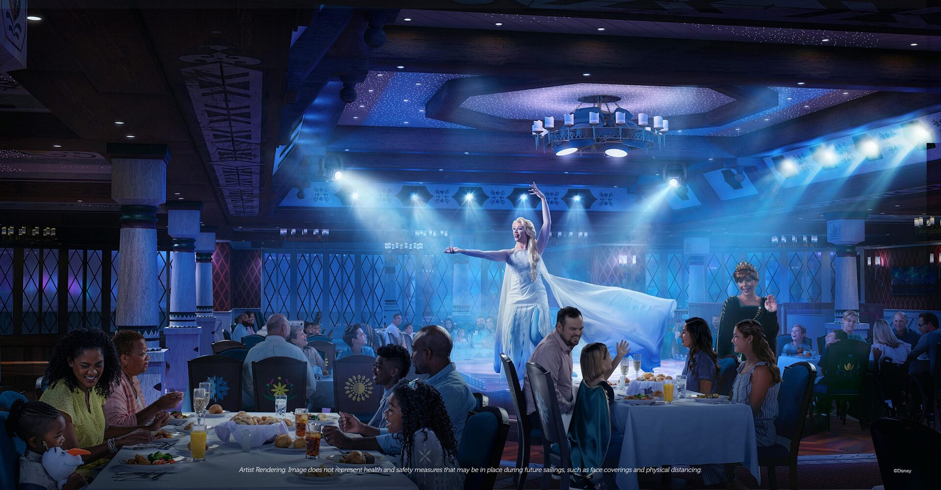 Disney Wish navio