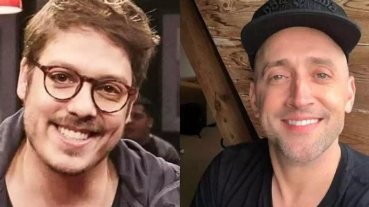 Fábio Porchat e Paulo Gustavo