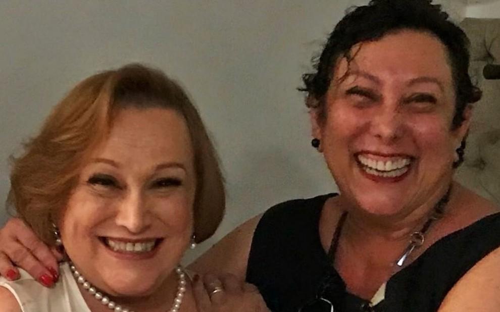 Nicette e Barbara Bruno
