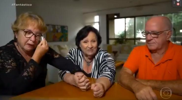 mãe madrasta e pai de paulo gustavo
