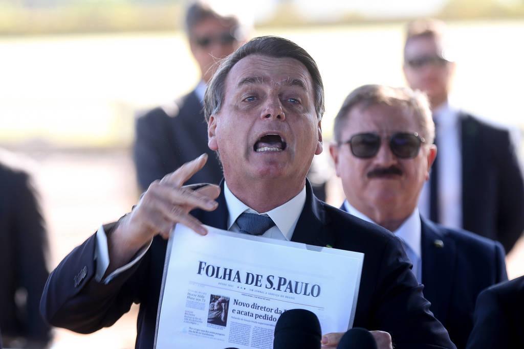 Governo Bolsonaro pediu propina de US$ 1 por dose de vacina, diz Folha