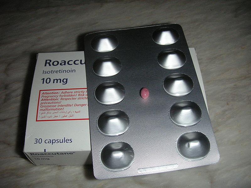 roacutan remédio