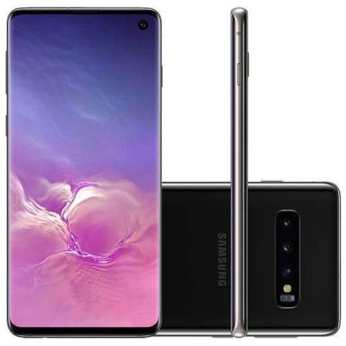 Samsung Galaxy S10 128GB - De R$ 4.850,00 por R$ 2.999,00