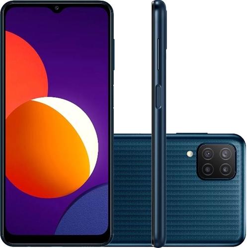 Smartphone Samsung Galaxy M12 64GB 4G - De R$ 1.249,00 por R$ 1.161,57