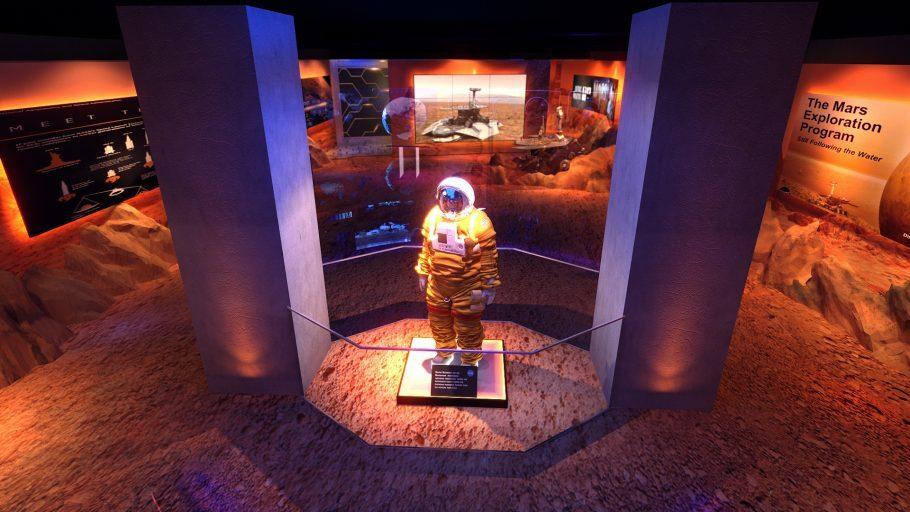 NASA - Futuro Espacial