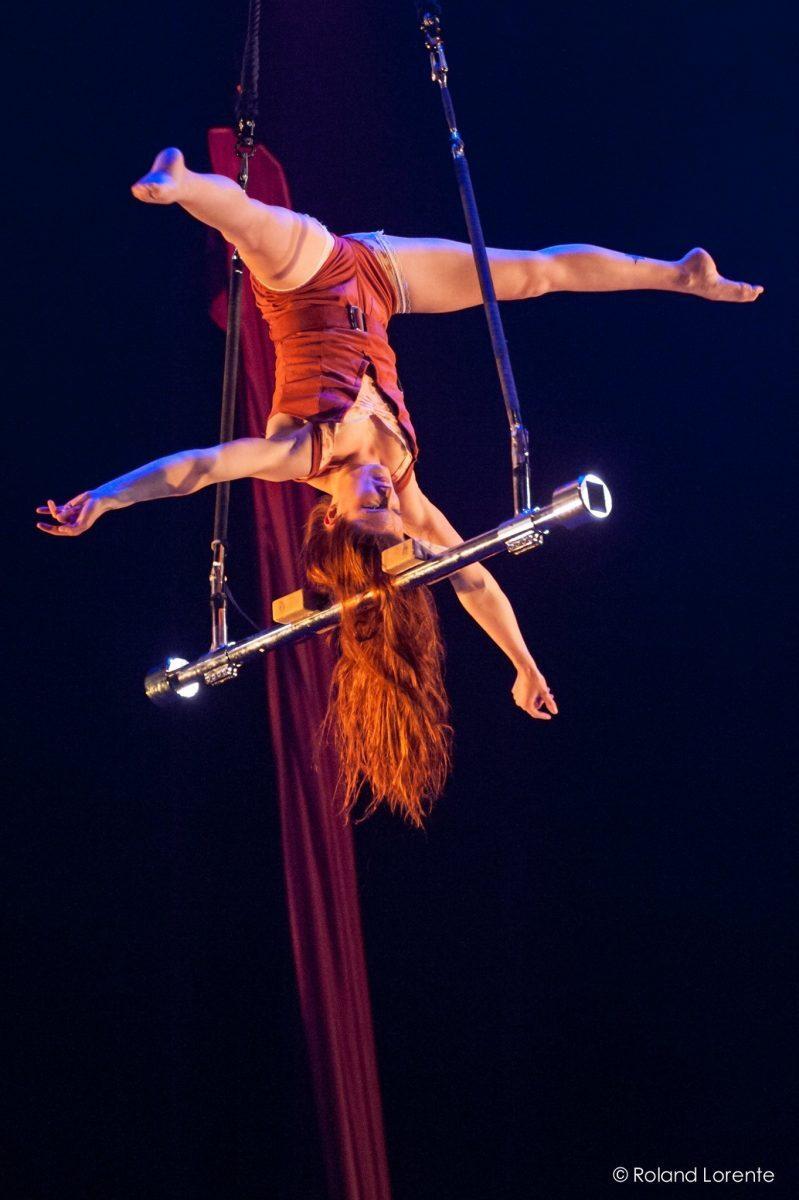 Louana Seclet, Festival Mundial de Circo