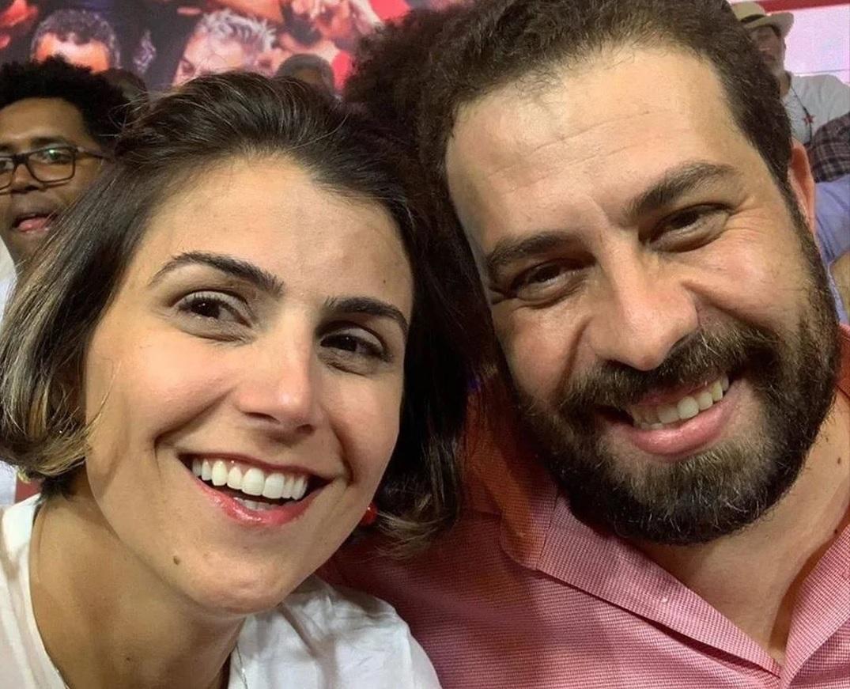 Manuela D'Ávila e Boulos