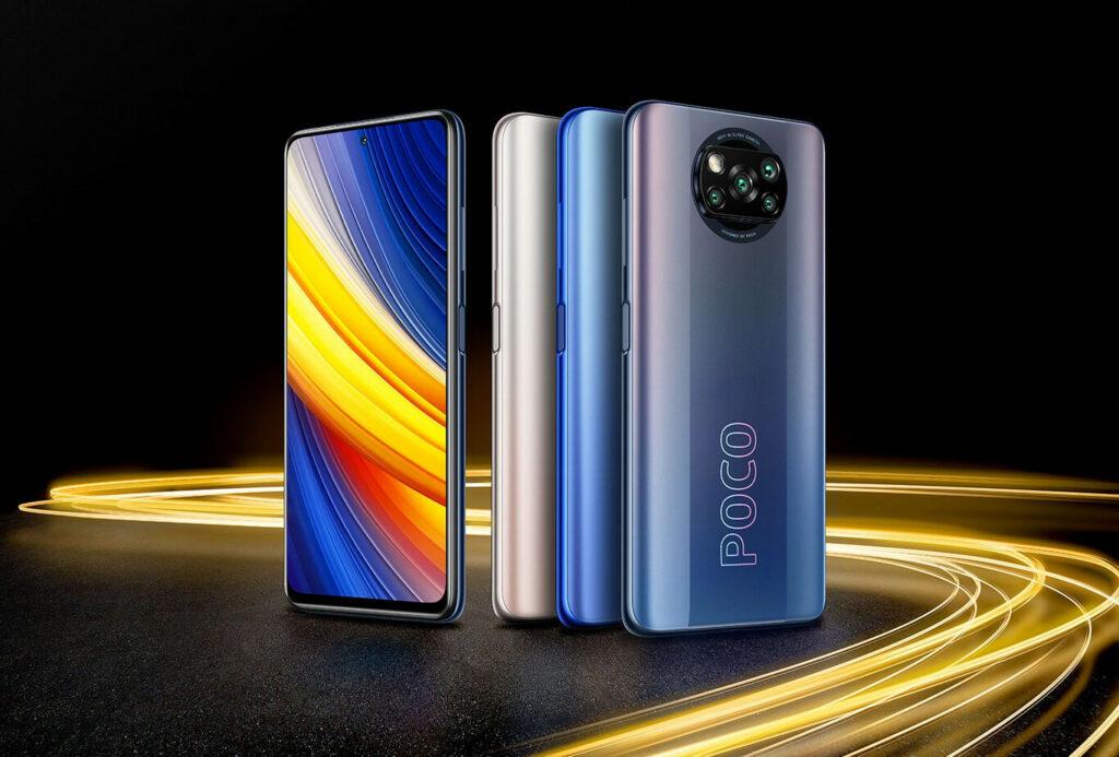 Poco X3 Pro sai por R$ 1.146,08 no modelo com 6GB + 128GB ROM
