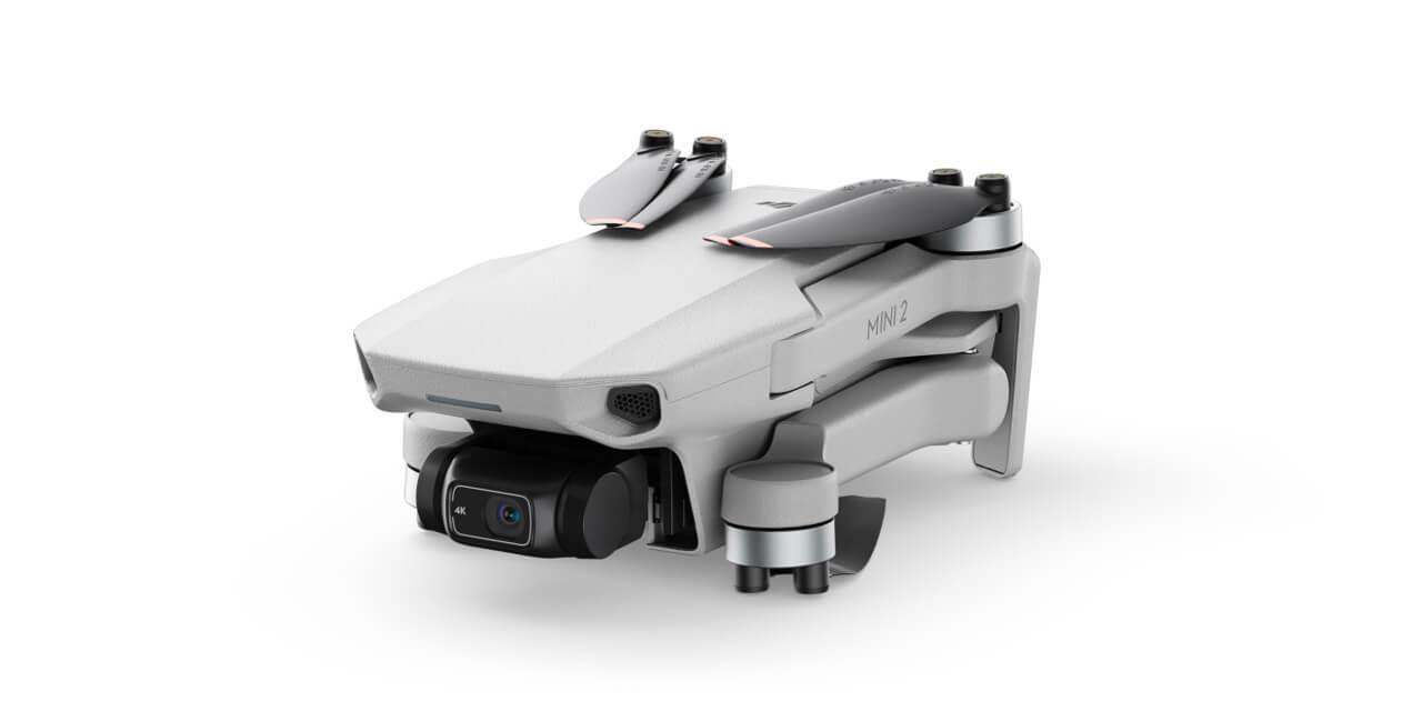 A segunda geração do pequeno drone lançado pela DJI pesa menos de 250 gramas e permite gravação de vídeo em 4K a 30pfs
