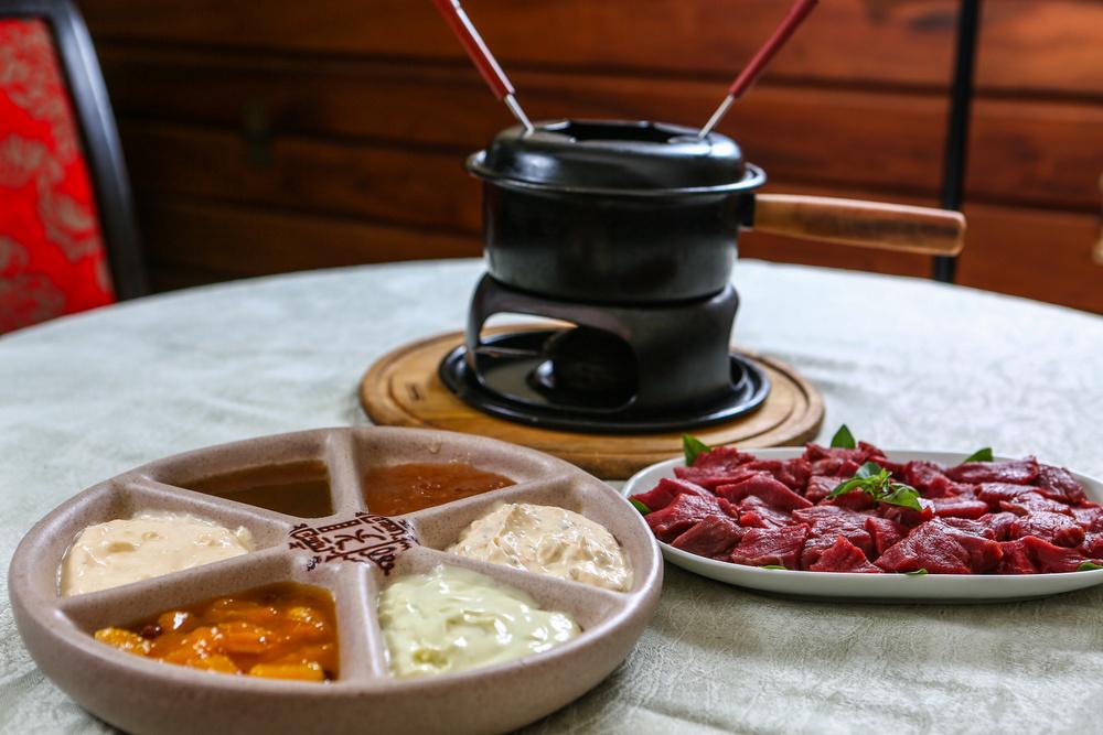 Campos do Jordão gastronomia