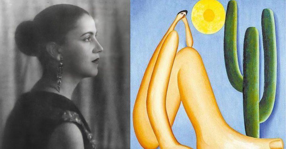 Agenda Tarsila, Semana de 22, centenário da Semana de Arte Moderna