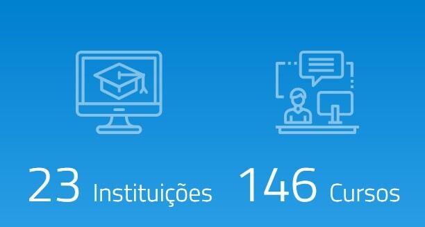 MEC reúne 146 cursos gratuitos em plataforma digital