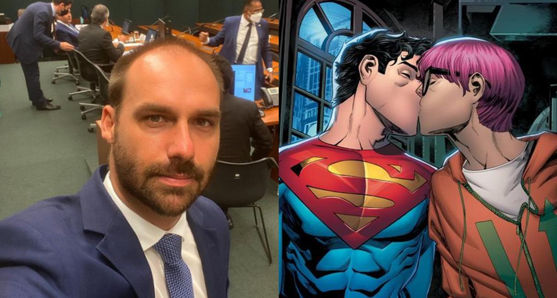 eduardo bolsonaro superman