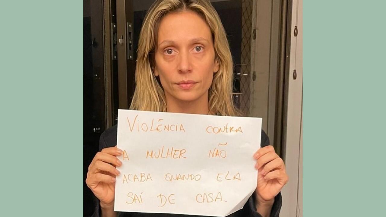 Luisa Mell Maria da Penha
