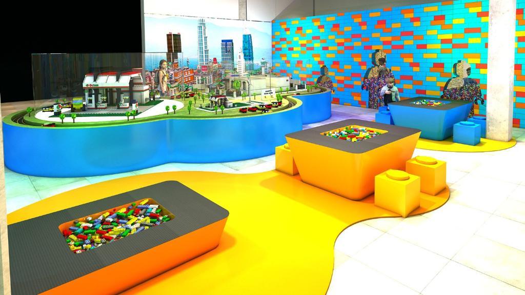 Museu da Imaginação é um local de cultura e lazer com mostras em que promove a interação, o contato e a experiência com a arte e principalmente o resgate do livre brincar