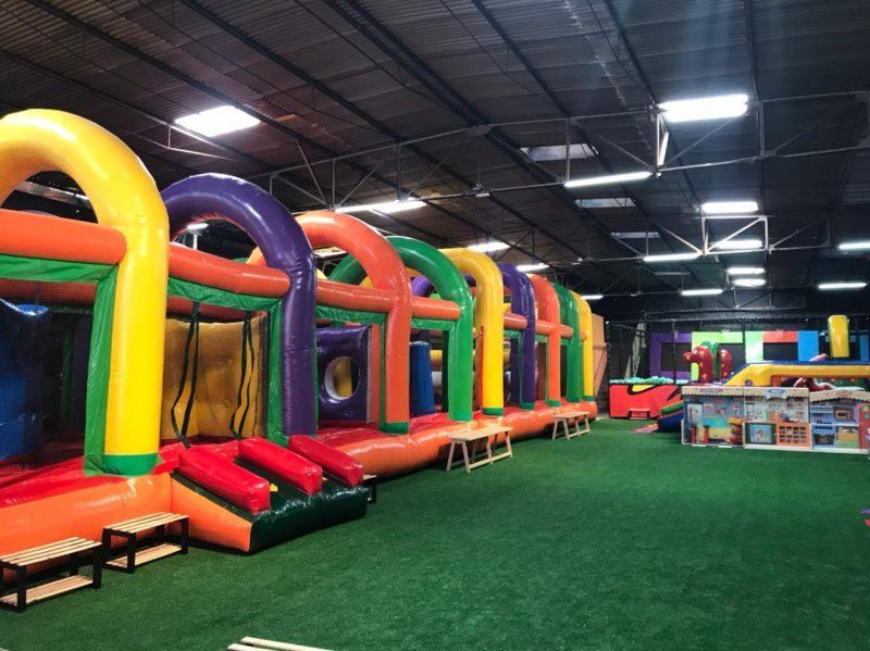 O PiraPop Park é perfeito para crianças de todas as idades!