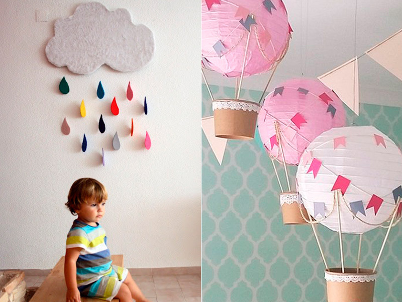 Faca Voce Mesmo Coisas Para O Quarto ~ Fa?a voc? mesmo 40 ideias para decorar o quarto dos pequenos