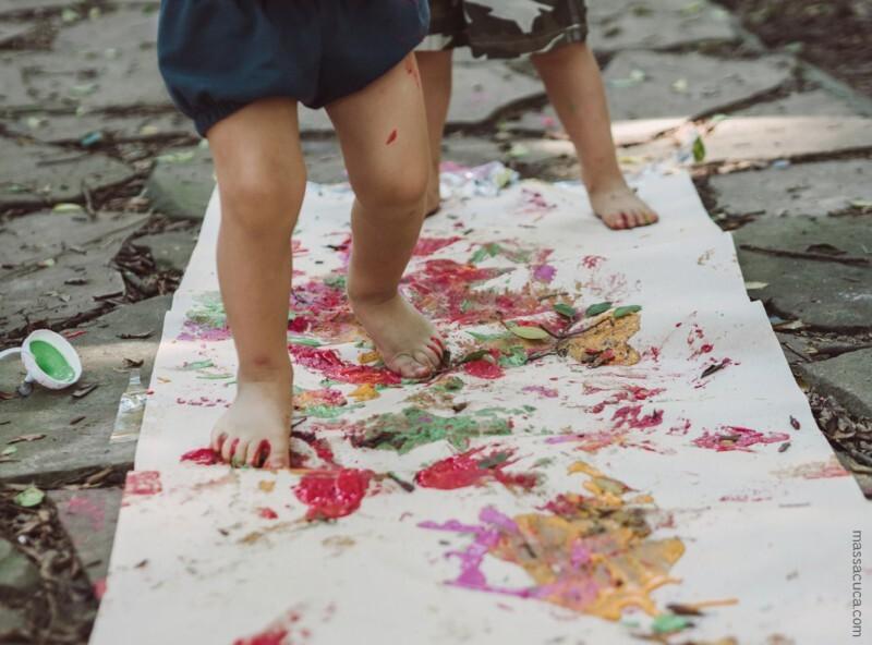 Faça Chuva Ou Faça Sol Juntos Faremos O Dia Ser: Brincando Junto: 4 Ideias Para Crianças De Diferentes
