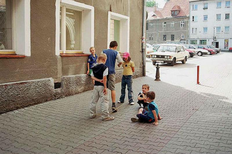 Foto: reprodução Child in the City