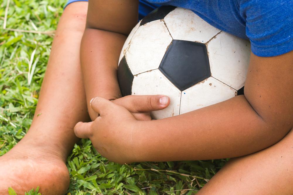 Futebol é esporte de menino? Achamos que não.
