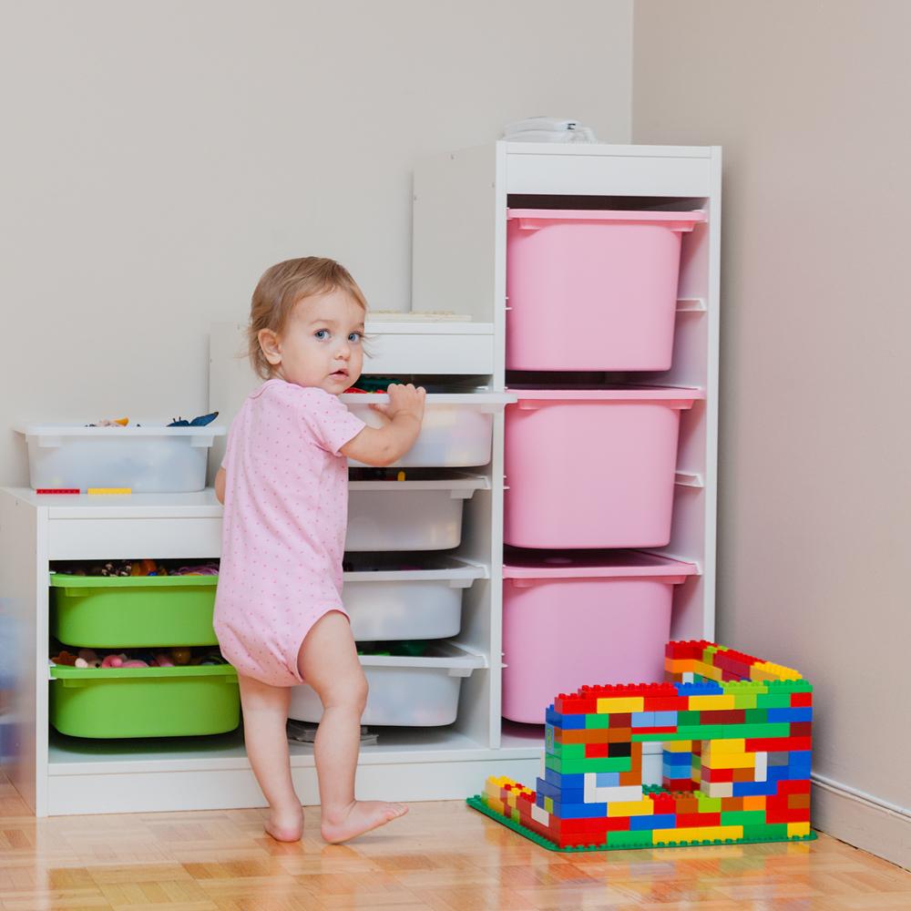 Menos é mais: como melhorar o aproveitamento dos brinquedos