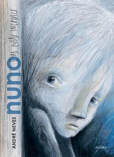 """O livro """"NUNO e as coisas incríveis conta a história de um menino sensível que recria o significado das coisas com a imaginação e a observação das coisas que o cercam."""