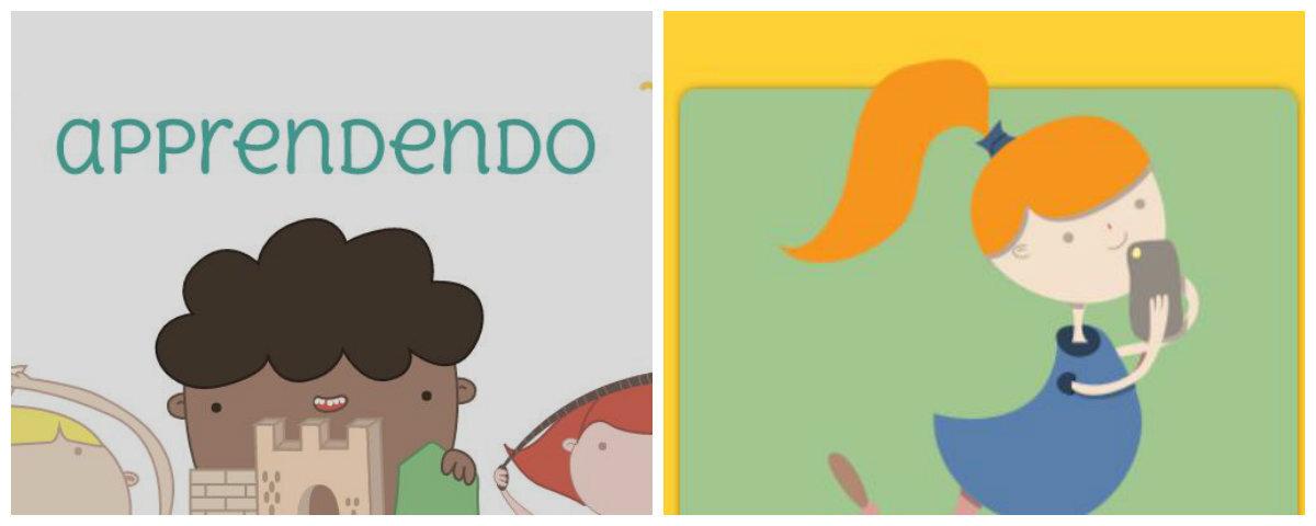"""O aplicativo sugere brincadeiras lúdicas divididas em categorias, como """"Dentro de casa"""" e """"Fora de casa"""", para preencher de aprendizados as experiências rotineiras dos pequenos, como ir à feira ou ao supermercado."""