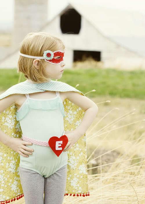 Super girl.