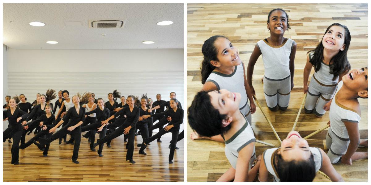 Com mais de 75 de atuação, a Escola de Dança de São Paulo é um dos principais centros de ensino de dança da cidade, atendendo crianças, jovens e adultos.