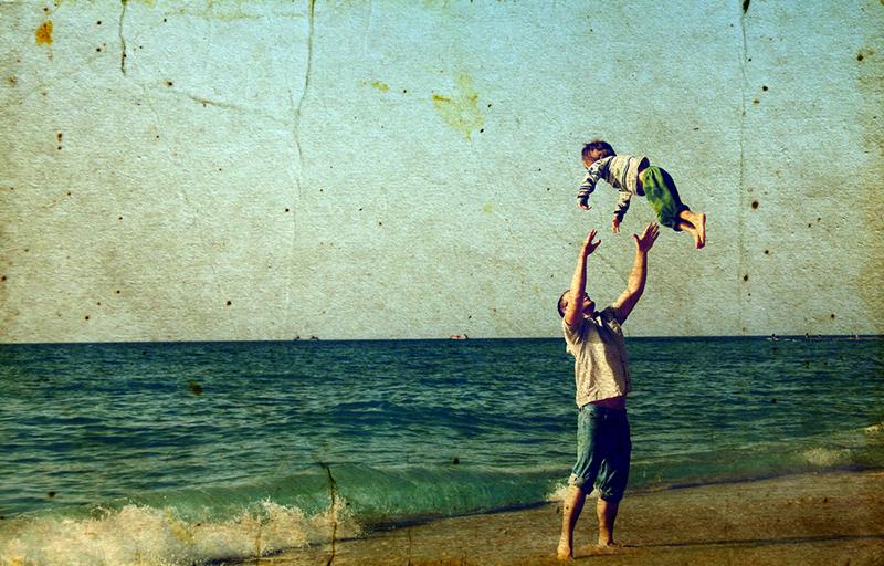A tranquilidade das crianças é diretamente proporcional ao grau de segurança afetiva e emocional da família.