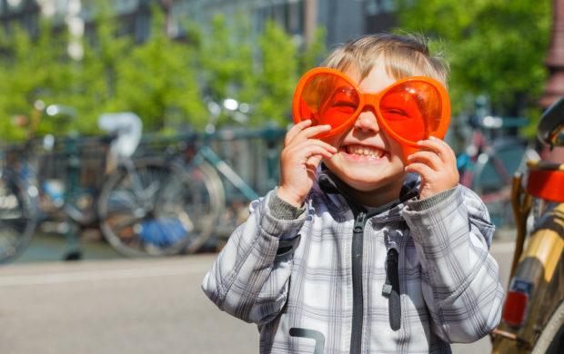 Crianças holandesas têm ótima qualidade de vida.