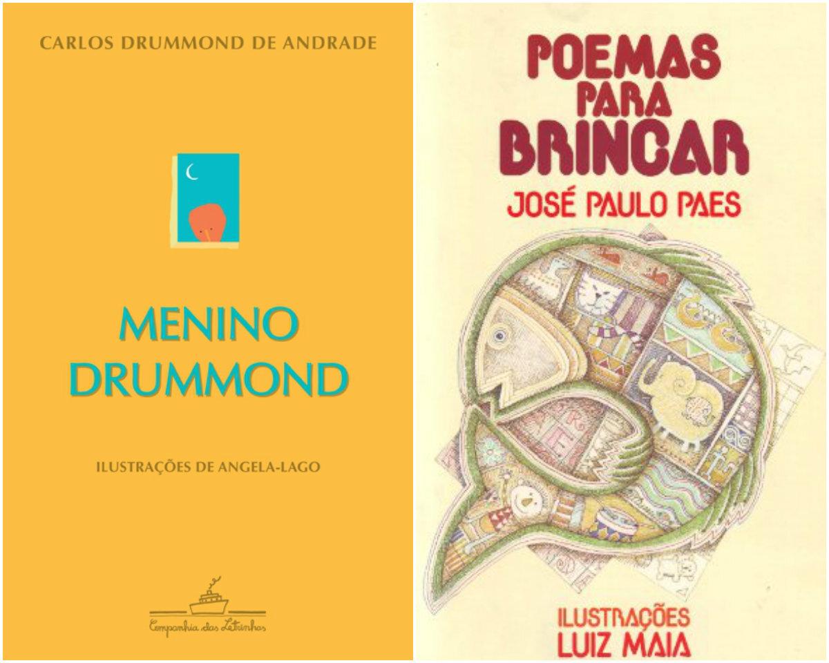 Menino Drummond / Poemas para brincar