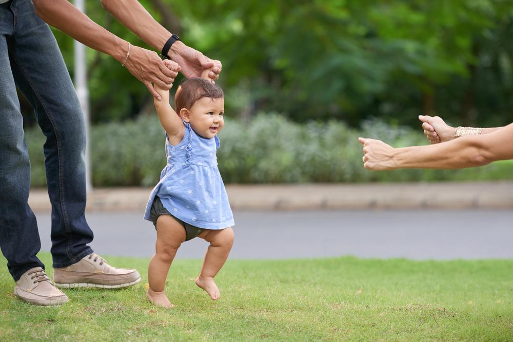 83a4e97c6 Primeiros passos do bebê  menos comparações