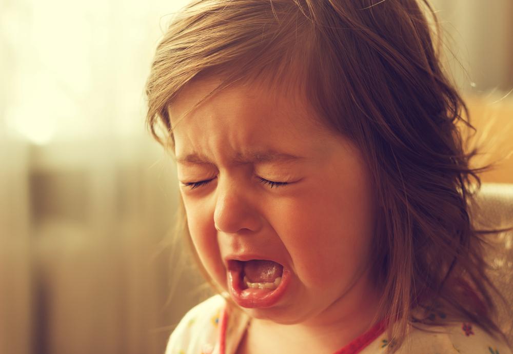 """Durante um acesso de """"birra"""", a criança não está raciocinando, e sim sendo comandada pelas emoções. Daí a importância de o adulto traduzir em palavras os sentimentos que a criança não consegue nomear."""