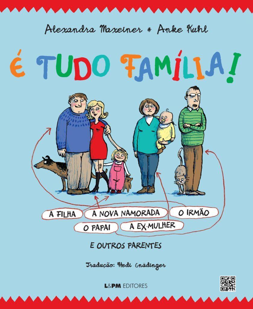 Separa o dos pais 5 livros infantis para naturalizar o for Tipos de familia pdf